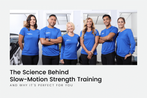 science behind strength training with trainers