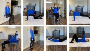 At home strength training