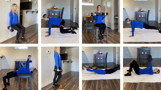 Online Personal Training at home