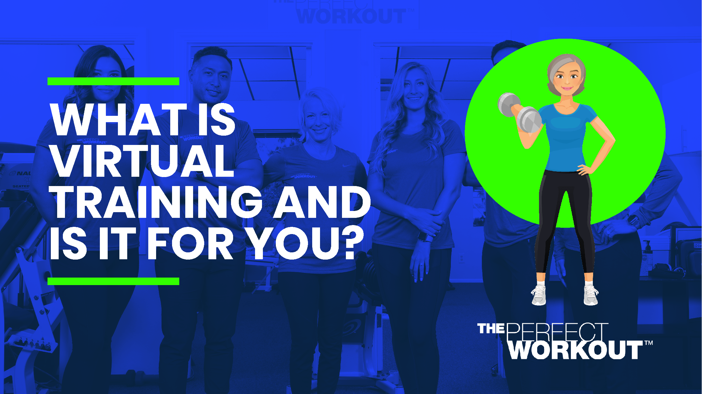 What is Virtual Personal Training and is it For You?
