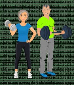 Slow Motion Strength Training