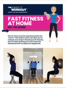 At home slow motion strength training