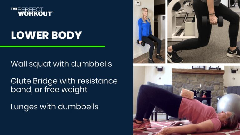 Virtual clients and trainers doing lower body workouts