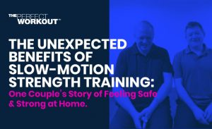Benefits of Slow-Motion Strength Training