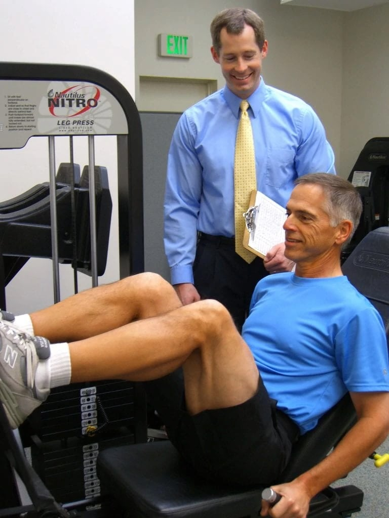 Fitness Training Newport Beach CA