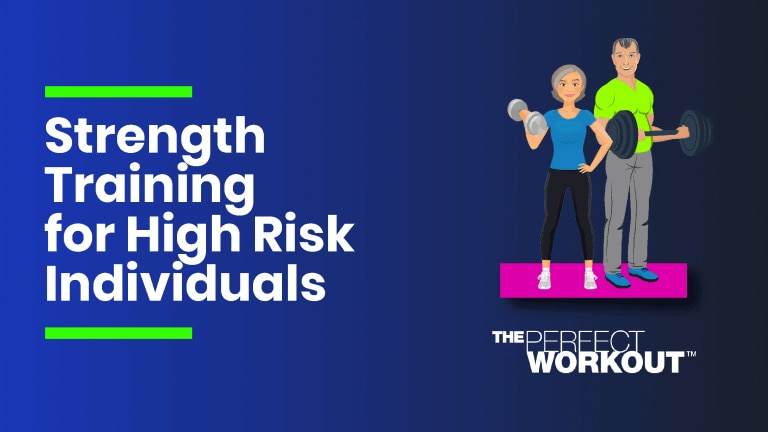strength training for those at high risk