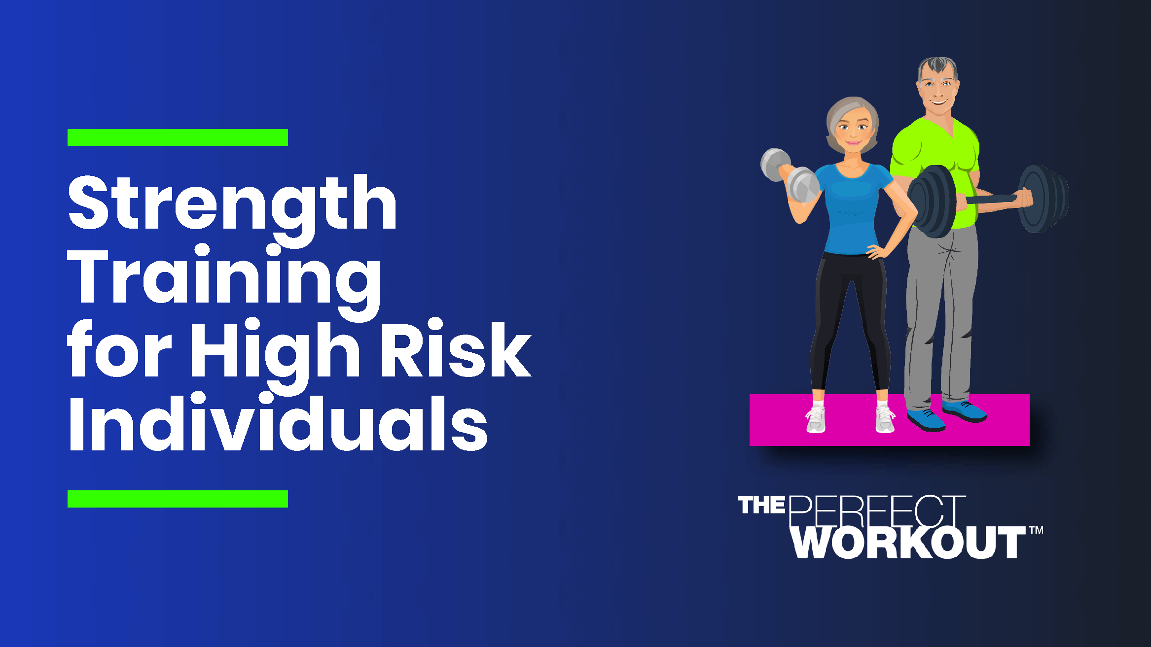 Strength Training for Those At-Risk of Heart Disease & Diabetes