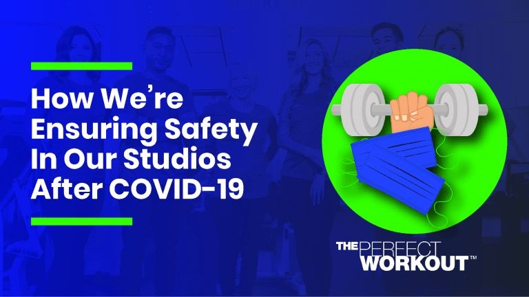 How we're ensuring safety in our studios after covid-19