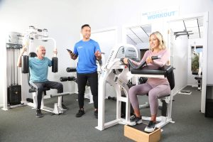 staying strong at The Perfect Workout Danville- Virtual Personal Training