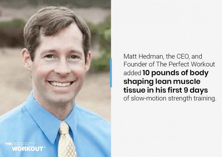 Muscle Failure-Matt Hedman Founder
