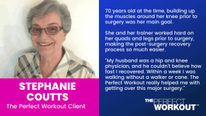 personal trainer surgery