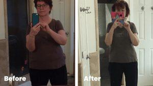 virtual training weight loss