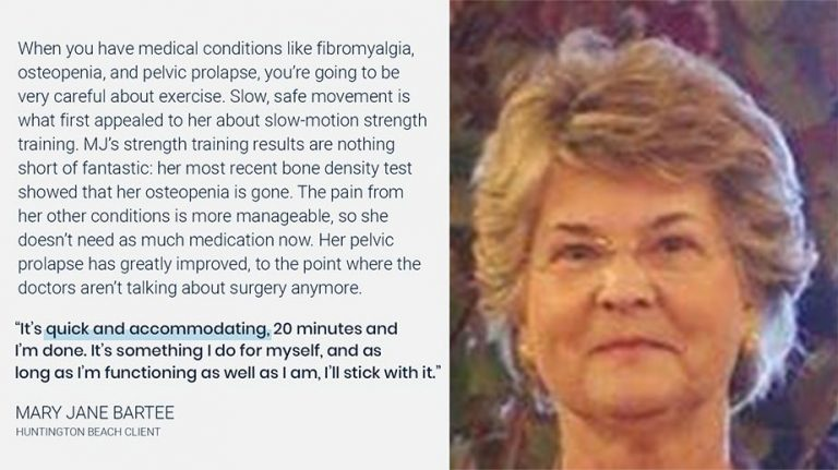 Her Story of injury prevention