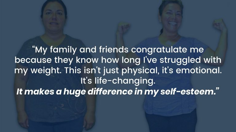 Rancho Bernardo client life changing results