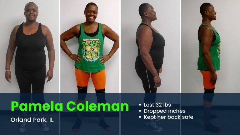 Pamela Coleman IS TT-2