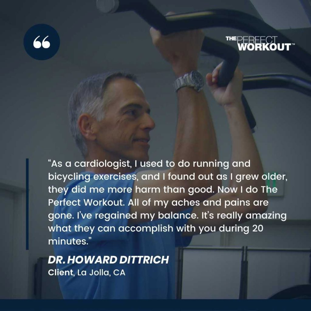 Dr. Howard Testimonial