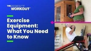 Virtual Training exercise equipment