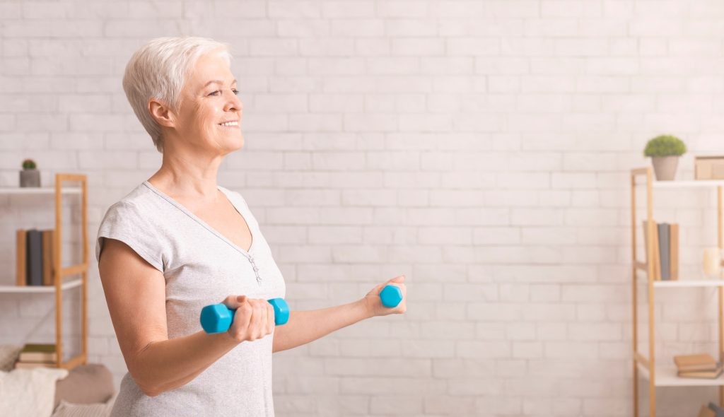 strength in your 70s