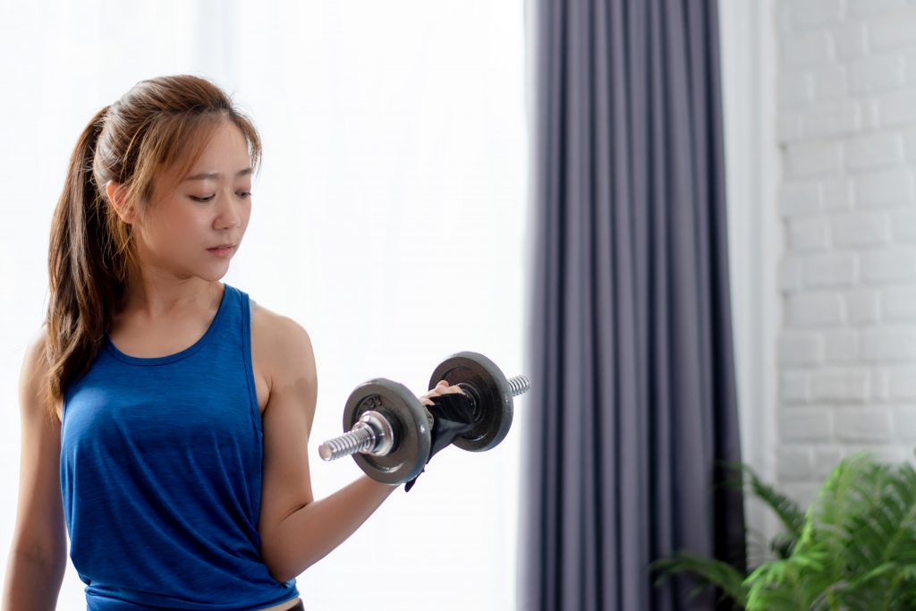 strength training in your 30s