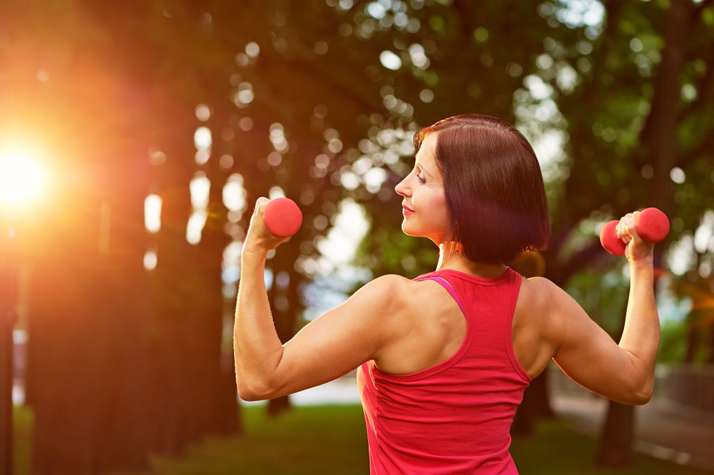 strength training in your 50s