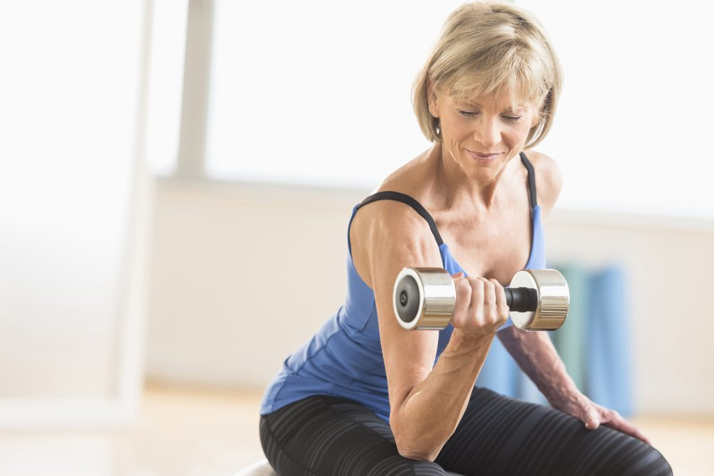 strength training in your 60s
