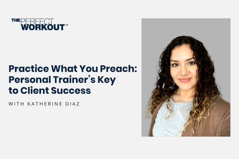 Kathrine Diaz Personal Trainer at The Perfect Workout