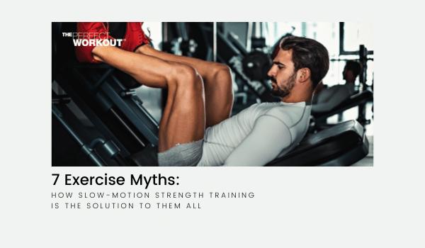 Exercise Myths Man Leg press