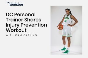 Cam Gatling Personal trainer in DC and at The Perfect Workout
