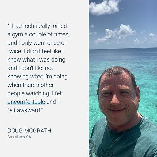 Client Testimonial of Doug McGrath
